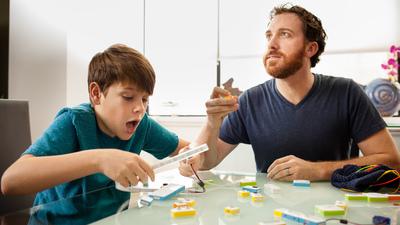 「神经元」:Makeblock 终于做了一套儿童会用的儿童教育套件