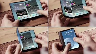 吊了六年的胃口后,三星终于决定在今年第三季度生产可折叠手机 Galaxy X