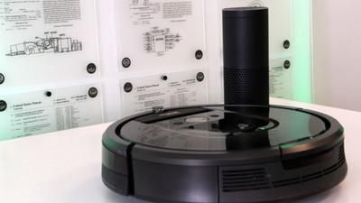 整合了 Alexa 语音控制,iRobot 能让扫地机器人更聪明些吗?