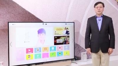 杨元庆亲自为联想智能电视吆喝,但很难改变联想电视尴尬的现状