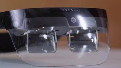 在微软 HoloLens 和 Magic Leap 的阴影下,Avegant 用光场技术实现弯道超车