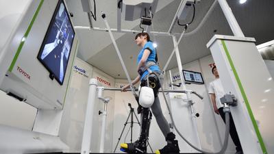 丰田的康复机器人租赁计划将启动,老年市场是汽车之后的主要目标?