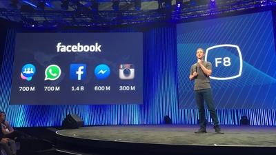 就算顶着「抄袭」的帽子,Facebook 也要用 AR 和黑科技硬件打通人与人的连接