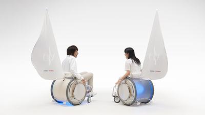 做了款音箱+轮椅的雅马哈,是科技界一股怎样的清流?