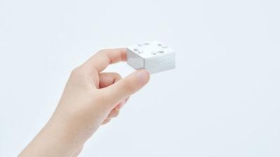 凭借几条纸带,索尼新玩具 Toio 就能变成任何你想要的生命体