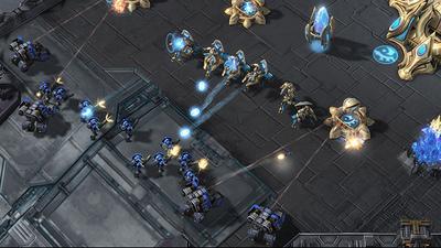 AlphaGo 真的要去打星际了?DeepMind 用星际争霸训练 AI