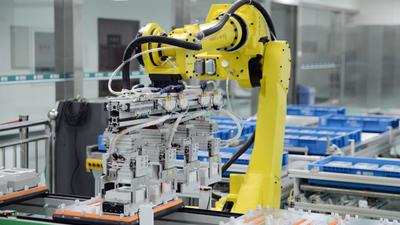 2017 中国机器人产业发展报告:规模将达 62.8 亿美元,已形成较完整产业链 | 深度解读