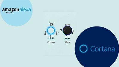 亚马逊 Alexa 在语音助手竞争中选择了第一位合作者,可为啥偏是微软 Cortana?