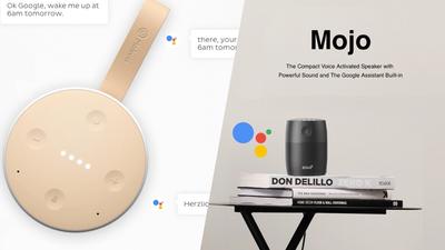Google Assistant 晒出的这波智能音箱名单里,中国品牌又占领了近半壁江山