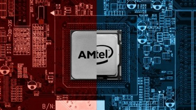 Intel 和 AMD 俩老对头联手开发笔电芯片,你们有考虑过 NVIDIA 的想法吗?