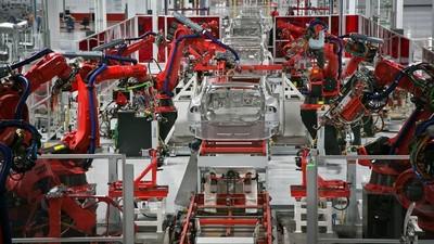 特斯拉收购机械制造商 Perbix,以期提升因电池装配问题拖垮的 Model 3 产能