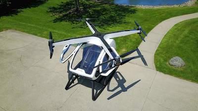 又一款载人飞行器即将登上 CES,这次的故事会不一样吗?