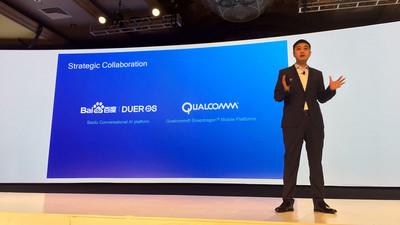 DuerOS 获高通「芯片级」支持,上亿部手机将拥有对话能力