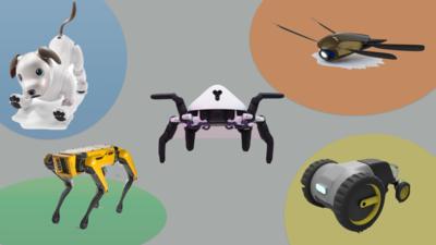 盘点 20 款脑洞最大的科技产品,铲屎的、打洞的、撸猫的、跳水的、救灾的一样不落