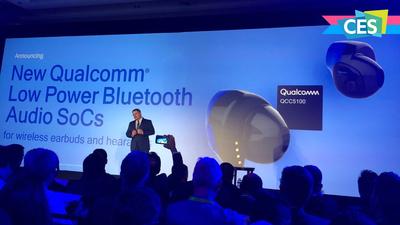 最新支持五大主流语音助手,推出可降低功耗 65% 的蓝牙芯片,高通吃定了语音市场?| CES 2018