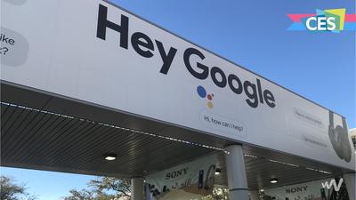 稳步前行的 Alexa 与有点着急的 Hey Google 在 CES 上的军备竞赛 | CES 2018