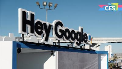 深度体验无处不在的「Hey Google」,错过了逛展你还可以拿这篇游记来补救 | CES 2018