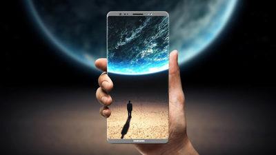 三星新专利曝光:将前置相机与传感器放到屏下,就一定比 iPhone X 高明吗?