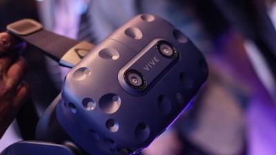 Vive Pro 专业版首度亮相国内,HTC 欲在 2018 开年推动 VR 普及浪潮