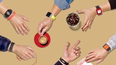 Apple Watch 销量大涨 54% 的背后,是可穿戴的智能升级?