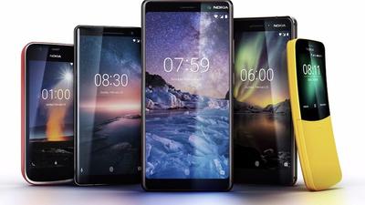 MWC 才刚开始,新机大战就已经结束:MWC 上的手机新品全盘点