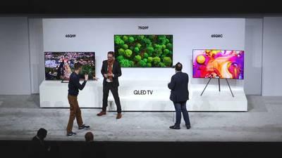 三星 QLED 电视新品搭载 Bixby 和 IoT 平台,电视或接棒智能音箱成为家居中控?