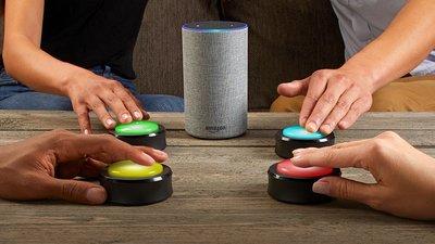 亚马逊针对 Echo Buttons 的技能开发平台上线,Alexa 将成游戏老手