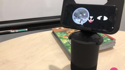 天猫精灵火眼 XHolder 试撩体验:一个手机支架,如何成为 AI 行业里的一股清流