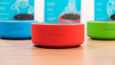 亚马逊发布儿童版 Echo Dot,语音智能细分市场的争夺已经打响