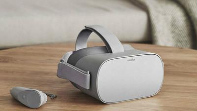 Facebook Oculus Go 正式开卖,跟小米合作的中国版预计今年夏季推出 | F8