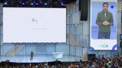 从无聊到有得聊,看 Google Assistant 如何让人机交互更自然 | Google I/O