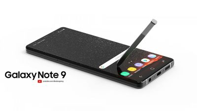 认真爆料三星 Galaxy Note 9,比刷锤子 TNT 靠谱