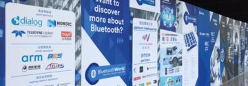 在这个产业链上游厂商的云集的大会上,我们看到了蓝牙技术应用的未来方向