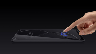 揭秘小米 8 透明探索版背后的压感屏幕指纹技术