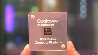 高通推出面向 Windows 10 PC 的骁龙 850 移动计算平台,三星成为首家应用厂商