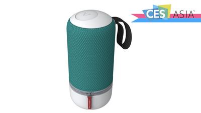 牵手腾讯叮当,小鸟音响推出 ZIPP 2 系列无线智能音箱 | CES Asia 2018