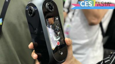 支持 4G/WIFI 移动直播,可声控拍摄,Pilot Era 是一款怎样的全景相机?| CES Aisa 2018