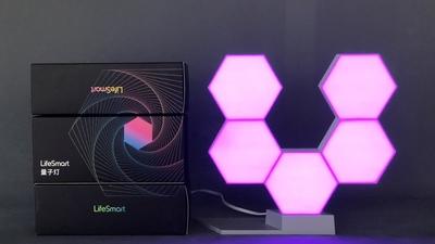 LifeSmart 云起发布「人脸识别+智能门锁」及「量子灯」新品,展示智能家居新玩法
