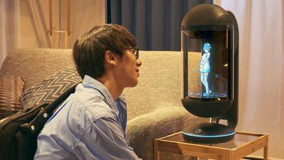 LINE 子公司推出虚拟家庭机器人,宅男苦等两年终于迎来量产版