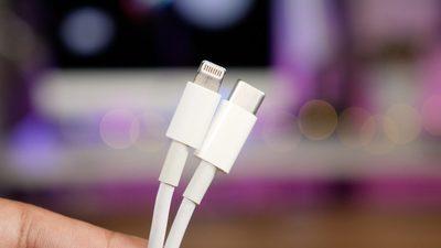 盯完 Google 盯苹果,欧盟可能要强制苹果放弃 Lightning