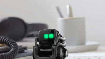 撸猫不铲屎?Anki 新一代情感机器人,满足你对宠物+家政的一切幻想