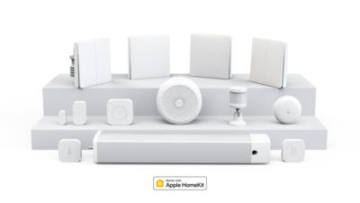 绿米发布多款智能家居新品,支持苹果 Siri