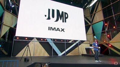 Google 停止与 IMAX 合作的 VR 相机研发项目