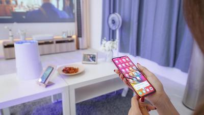 vivo 发布「Jovi 物联」,基于手机打造 IoT 智能家居