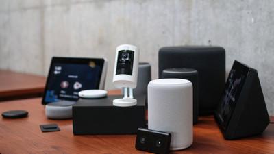亚马逊 Alexa 的设备已经冲出客厅,走向真正的全场景