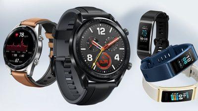 华为发了一个超长续航的智能手表,还配了三重定位系统