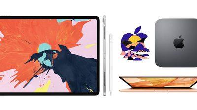 苹果最新发布:不再便宜的 MacBook Air、全面屏的 iPad Pro 以及全新 Mac mini