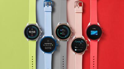 最便宜的 Wear 3100 设备来了,Fossil 发布新一代智能运动手表