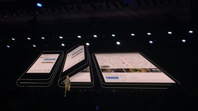 一文洞悉三星开发者大会:凭卓越的屏幕工艺押宝折叠手机,顺便走下智能家居的场
