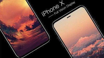 刘海屏失宠!明年智能手机将采用屏下摄像的真全面屏,苹果、三星、华为已经在跟进